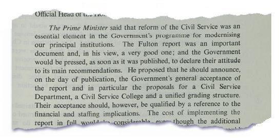Civil Service History : civil service history